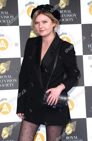 Editorial photo of Royal Television Society Awards, London, UK - 19 Mar 2019