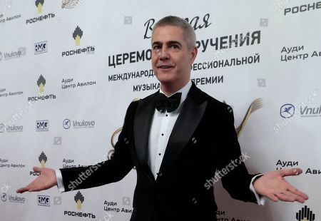 Editorial photo of International Professional Music Award 'BraVo' in Moscow, Russian Federation - 19 Mar 2019