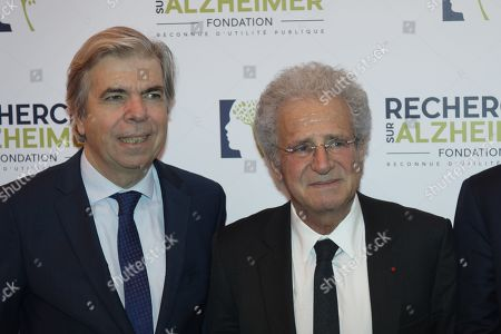 Editorial image of Foundation Gala for Alzheimer's Research Concert, Paris, France - 18 Mar 2019
