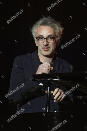 Stock Picture of Vincent Delerm