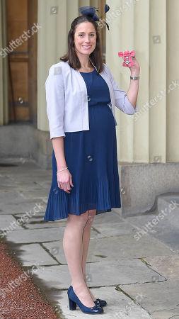 Editorial image of Investitures at Buckingham Palace, London, UK - 19 Mar 2019