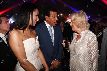 Editorial photo of Prince Charles and Camilla Duchess of Cornwall Caribbean tour, Barbados - 19 Mar 2019