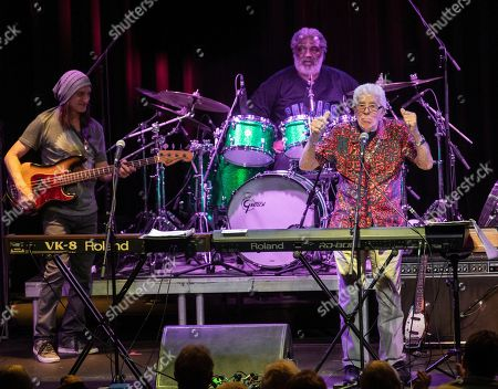 Editorial picture of John Mayall performs in Budapest, Hungary - 19 Mar 2019