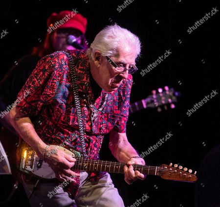 Editorial photo of John Mayall performs in Budapest, Hungary - 19 Mar 2019