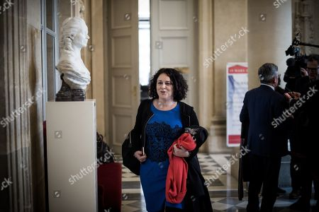 Editorial photo of French National Assembly, Paris, France - 19 Mar 2019