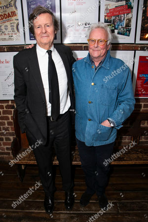 David Hare (Author) and Richard Eyre (Director)