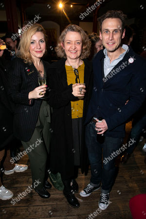 Editorial image of 'The Bay at Nice' party, Press Night, London, UK - 19 Mar 2019