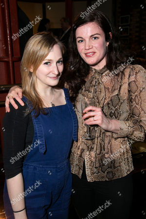 Stock Picture of Carly Bawden and Melle Stewart