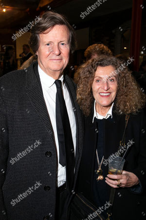 Editorial picture of 'The Bay at Nice' party, Press Night, London, UK - 19 Mar 2019