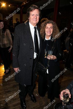 David Hare (Author) and Nicole Farhi