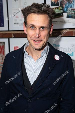 Martin Hutson (Assistant Curator)