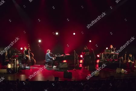 Editorial picture of Robert Charlebois in concert, Antibes, France - 19 Mar 2019