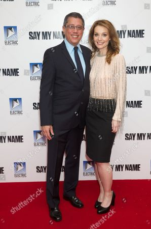 Editorial picture of 'Say My Name' film premiere, Arrivals, London, UK - 19 Mar 2019