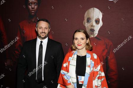 Sean McKittrick, Beatriz Sequeira (Producers)