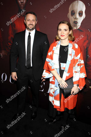 Editorial picture of Universal Pictures Presents the New York Premiere of 'Us', New York, USA - 19 Mar 2019