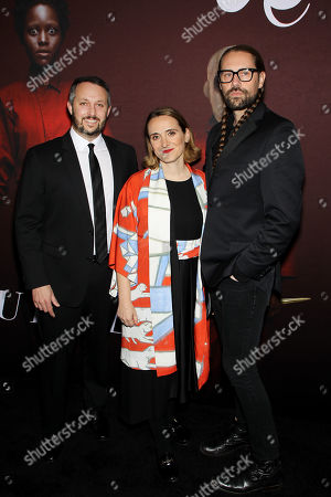 Editorial image of Universal Pictures Presents the New York Premiere of 'Us', New York, USA - 19 Mar 2019