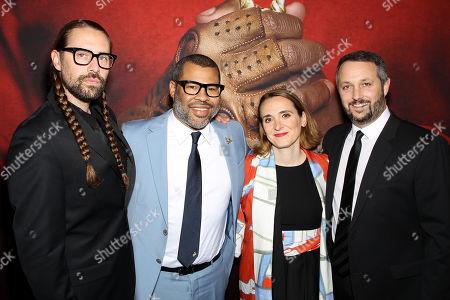 Ian Cooper, Jordan Peele (Director), Beatriz Sequeira, Sean McKittrick (Producers)