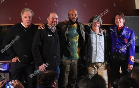 Editorial picture of Woodstock 50 Lineup Announcement, New York, USA - 19 Mar 2019