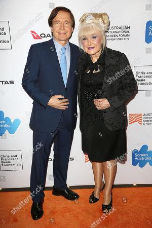 Chris Beale and Francesca Beale (Australian Intl. Screen Forum)