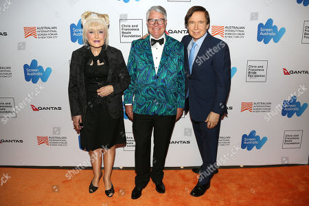 """Editorial picture of New York Premiere of """"The Nightingale"""" at the Australian International Screen Forum Opening Night, USA - 19 Mar 2019"""