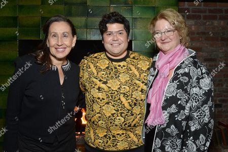 Gloria Lain, Harvey Guillen, Marceline Hugot