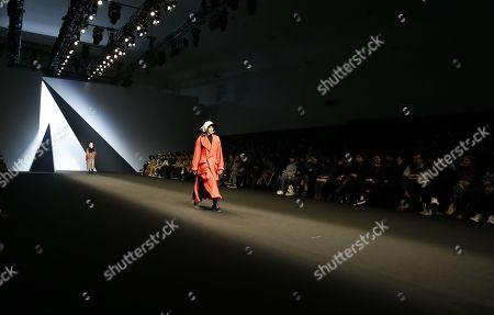 Editorial image of BIG PARK - Runway - Seoul Fashion Week F/W 2019, Korea - 20 Mar 2019