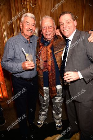 Editorial picture of David Bailey 'Sumo' Book Launch, Claridge's, London, UK - 20 Mar 2019