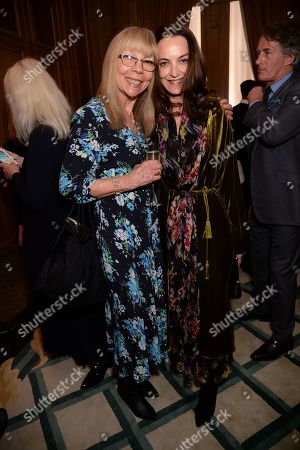 Penelope Tree and Catherine Bailey