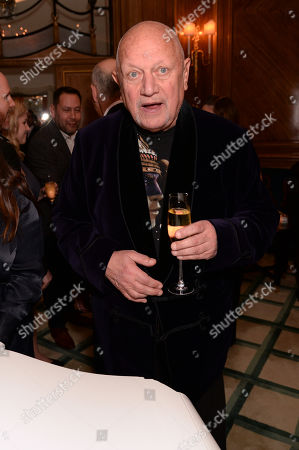 Stock Image of Steven Berkoff