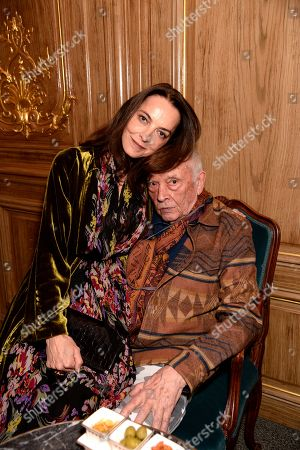 Editorial photo of David Bailey 'Sumo' Book Launch, Claridge's, London, UK - 20 Mar 2019