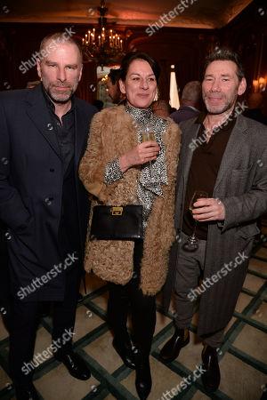 Editorial photo of David Bailey 'Sumo' Book Launch, Claridge's, London, UK - 20 Mar 2019