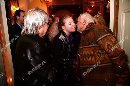 Editorial image of David Bailey 'Sumo' Book Launch, Claridge's, London, UK - 20 Mar 2019