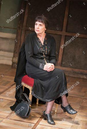 Penelope Wilton as Valentina,