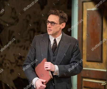 Martin Hutson as Assistant Curator