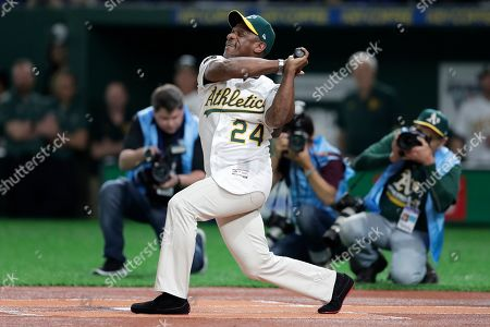Editorial picture of 2019 Major League Baseball MLB Opening Series in Japan, Tokyo - 20 Mar 2019