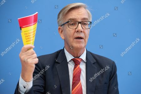 Editorial picture of Left party introduces new proposal against old age poverty, Berlin, Germany - 20 Mar 2019
