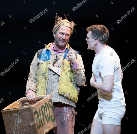 Editorial image of 'The Magic Flute' Opera performed by English National Opera at the London Coliseum, UK, 13 Mar 2019
