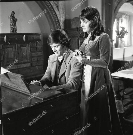 David Warbeck as Anton Hoffer and Isobel Black as Ingrid Hoffer