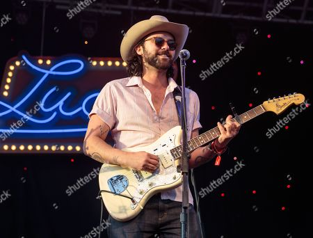 Stock Image of Shakey Graves