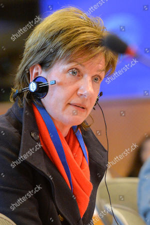 Editorial photo of Afco Committee Brexit meeting, European Parliament, Strasbourg, France - 18 Mar 2019