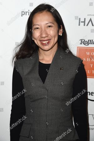 Leana Wen attends Rolling Stone's 'Women Shaping The Future' brunch hosted by Amazon Prime Original HANNA held at The Altman Building in New York, NY