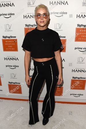 Bethany C. Meyers attends Rolling Stone's 'Women Shaping The Future' brunch hosted by Amazon Prime Original HANNA held at The Altman Building in New York, NY