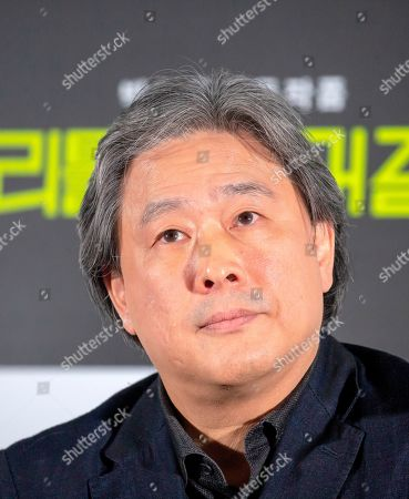 Editorial photo of 'The Little Drummer Girl Director's cut' Press conference, Seoul, South Korea - 20 Mar 2019
