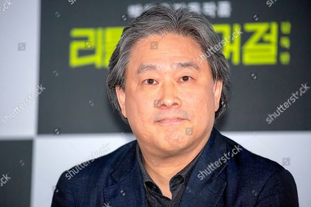 Stock Picture of Park Chan-Wook