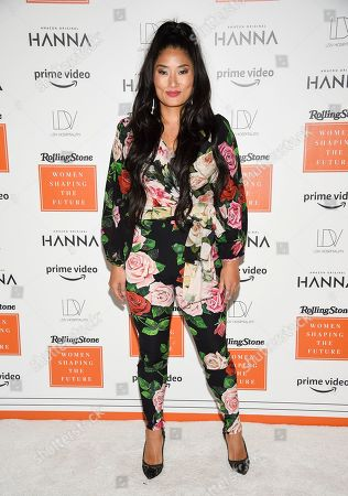 Pianist Chloe Flower attends Rolling Stone's Women Shaping the Future brunch at The Altman Building, in New York