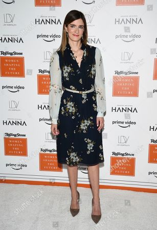 Anna Wood attends Rolling Stone's Women Shaping the Future brunch at The Altman Building, in New York