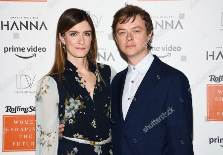 Anna Wood, Dane DeHaan. Actors Anna Wood, left, and Dane DeHaan attend Rolling Stone's Women Shaping the Future brunch at The Altman Building, in New York