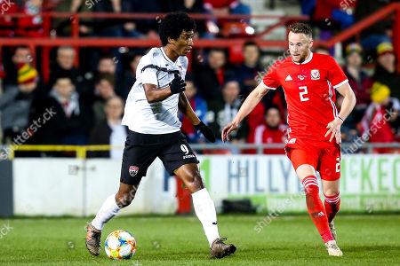 Editorial image of Wales v Trinidad and Tobago, UK - 20 Mar 2019