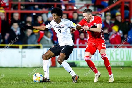 Editorial photo of Wales v Trinidad and Tobago, UK - 20 Mar 2019