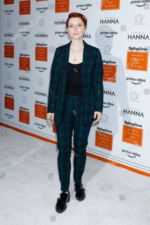Stock Photo of Valorie Curry